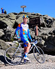 Tom Danielson, of Boulder, Colorado, won the 5th Annual Newton's Revenge bicycle race, on Mt. Washington, with winning time of 49:32, The 33 year old was just 8 seconds shy of his own course record, set in 2002, on the 7.6 mile, Mt. Washington Auto Road, located in New Hampshire's, Pinkham Notch, on Sunday, July 11th, 2010.