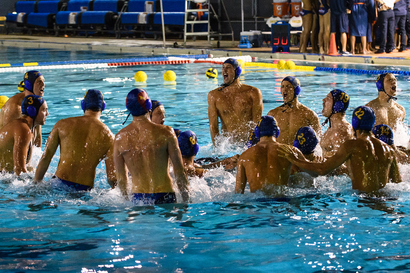 The Gauchos get pumped for senior night.