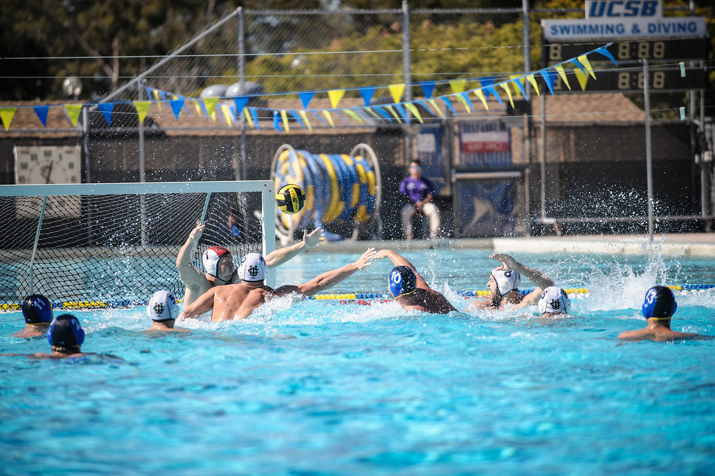 Gaucho Mens WP vs UCI on 11.2.2013