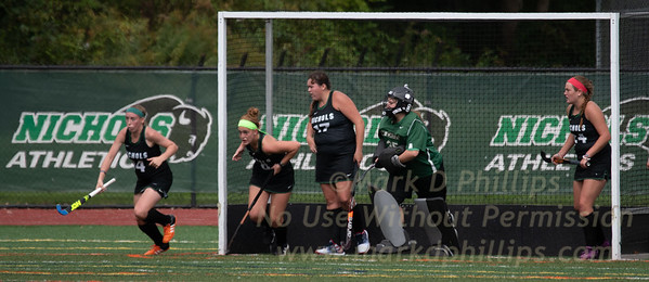 Nichols Field Hockey vs Salve Regina