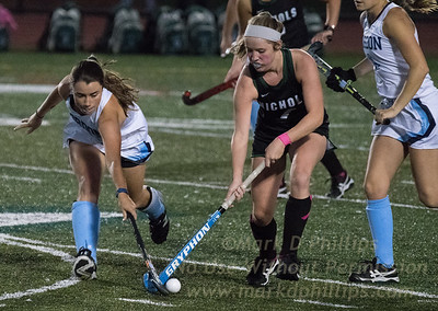 Nichols College Field Hockey vs Gordon College on October 13, 2017