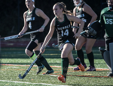 Nichols College Field Hockey 2017