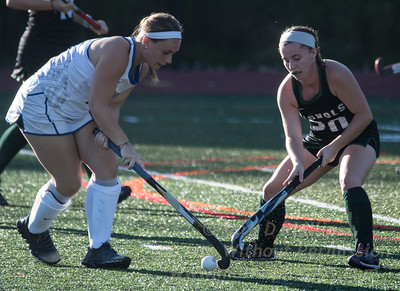 Nichols College Field Hockey vs UNE on September 29, 2017