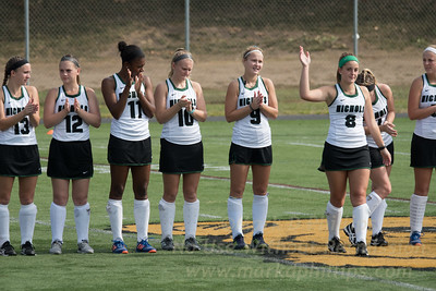 Nichols College Field Hockey vs WNEU on September 29, 2017