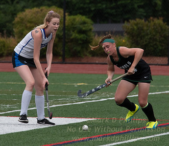 Nichols College Field Hockey suffered a 2-1 loss against Becker College on Saturday, September 14, 2019. Liza Phillips