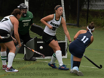Nichols College Field Hockey defeated Lasell University 4-2 on Saturday, September 7, 2019.