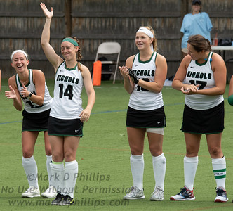 Nichols College Field Hockey defeated Lasell University 4-2 on Saturday, September 7, 2019.introduces her as liiza