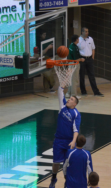 Nick's Basketball Districts - March 4, 2013