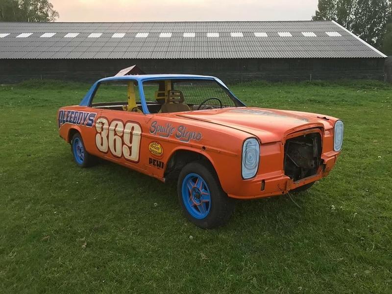 Nieuwe auto Aaron Bonhof