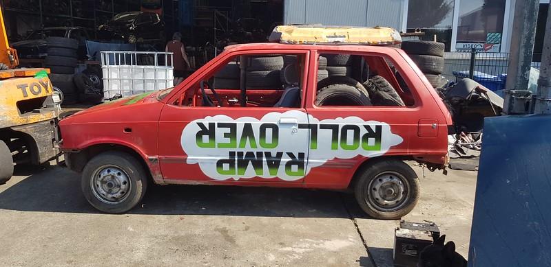 Bangers Pewi team voor Marienvelde