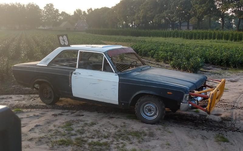 Nieuwe auto Ruud Kennekens