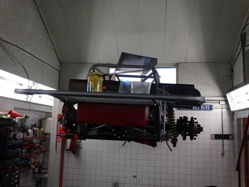 Verbouwing Camso V8 Wim Moonen