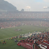 What's Candlestick without some fog!