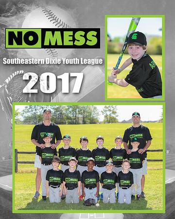 NoMess Baseball 2017