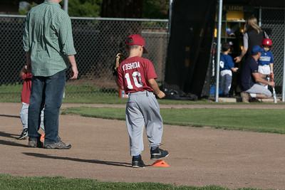 Nolan & Kellan Baseball Spring 2016