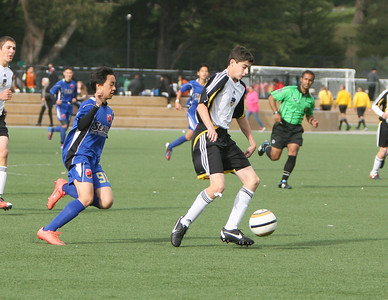 NorCal State Cup at Crocker Amazon
