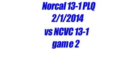 Norcal 13-1