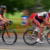 "Jorge Espinoza (55), leads a break away in the pro race of the North Boulder Park Classic.<br /> For more photos of both pro men and women, go to  <a href=""http://www.dailycamera.com"">http://www.dailycamera.com</a><br />  Cliff Grassmick / July 10, 2010"