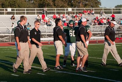 North High School Football 2012