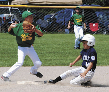North Saginaw LL - 2010