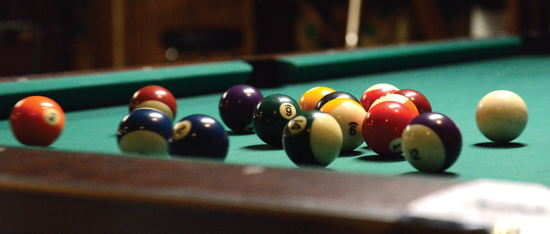Northern Division Billiards Tourney (4/15/18)
