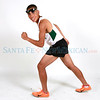 Mora High School<br /> Track n Field<br /> Alonzo Chavez<br /> <br /> Photos by Jane Phillips/The New Mexican