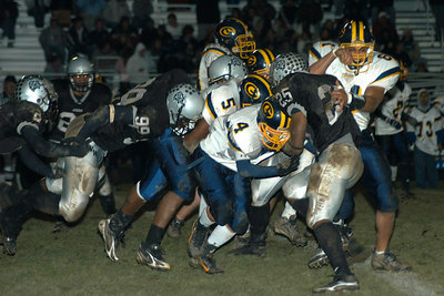 Jags 28, G'Burg 14 on 11/17/2006