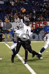 12/3/2004 Jaguars 14, Lackey 9