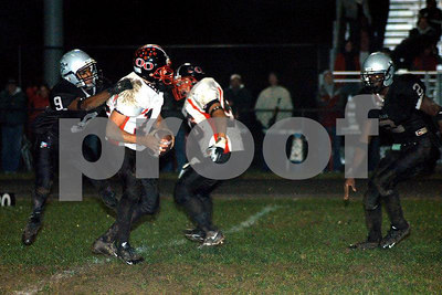 10/21/2005 Jaguars 0, Quince Orchard 12