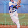 Matt Hamilton/The Daily Citizen<br /> NW5 makes the throw to first for the last out of the inning.