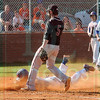 Matt Hamilton/The Daily Citizen<br /> NW13 slides safely in to home before SE5 can get the ball and apply the tag Tuesday.