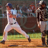 Matt Hamilton/The Daily Citizen<br /> NW16 crosses homeplate.