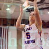 Matt Hamilton/The Daily Citizen<br /> N5 puts up a shot Thursday.