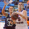 Matt Hamilton/The Daily Citizen<br /> G33 can't catch up to NW5 as she puts up a layup to start the second half Tuesday.
