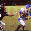 Matt Hamilton/The Daily Citizen<br /> NW10 avoids a tackle by H10 Friday.
