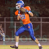 Matt Hamilton/The Daily Citizen<br /> NW19 catches a pass over the middle Friday.