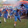 Matt Hamilton/The Daily Citizen<br /> NW players take the field Saturday.