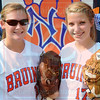 Matt Hamilton/The Daily Citizen<br /> BriLeigh Baggett and Madison Gowin at Northwest Tuesday.