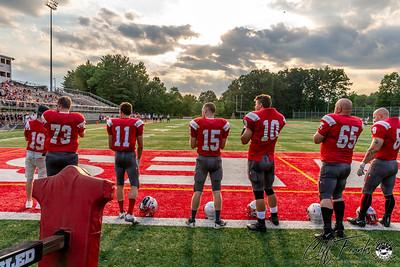 2019 Alumni Football Game