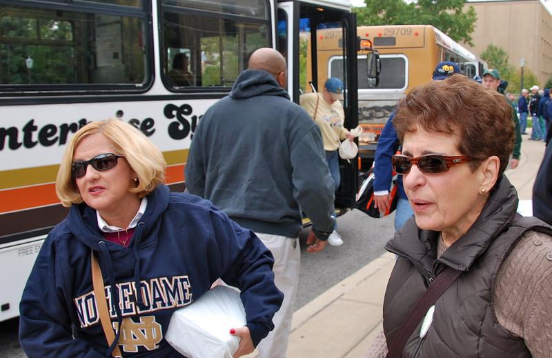 2010 Notre Dame Alumni Band Day - 001