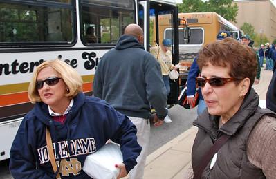 Notre Dame Alumni Band Day