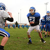 11-5-13<br /> Tipton football practice<br /> Tipton High School's football team practices drills on Tuesday afternoon.<br /> KT photo | Kelly Lafferty