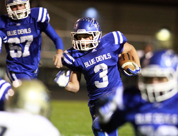 11-15-13<br /> Tipton vs. Oak Hill regional football<br /> <br /> KT photo | Kelly Lafferty