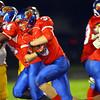 11-1-13  --  Sectional Football between KHS and McClutcheon<br />   KT photo | Tim Bath