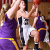 11-26-13<br /> Western vs. Northwestern basketball<br /> Western's Carley O'Neal goes for the basket.<br /> KT photo | Kelly Lafferty