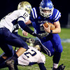 11-15-13<br /> Tipton vs. Oak Hill regional football<br /> Tipton's Austin Hooker<br /> KT photo | Kelly Lafferty