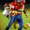 11-1-13  --  Sectional Football between KHS and McClutcheon<br />   KT photo | Tim Bath