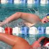 11-18-14<br /> Swimming-KHS vs WHS<br /> Kokomo's Morgan Reecer in the 200 Yard Freestyle.<br /> Kelly Lafferty Gerber | Kokomo Tribune