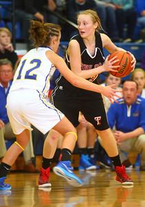 Tri Central vs Taylor basketball