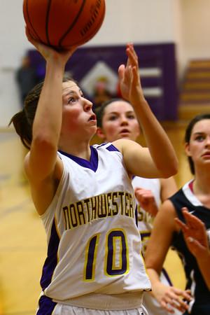 WHS vs NHS Girls Basketball